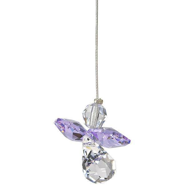 Birthstone angel Suncatcher June