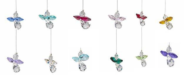 Birthstone angel Suncatcher