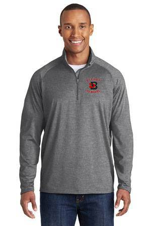 Bishop Dubourg Quarter Zip Performance Pullover suwu, bishop dubourg high school, dubourg spiritwear, dubourg pullover, dubourg sweats, dubourg sweatshirt