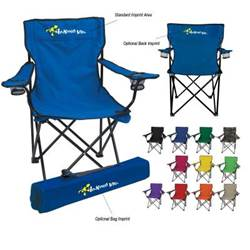 Logod Folding Chair with Carrying Bag
