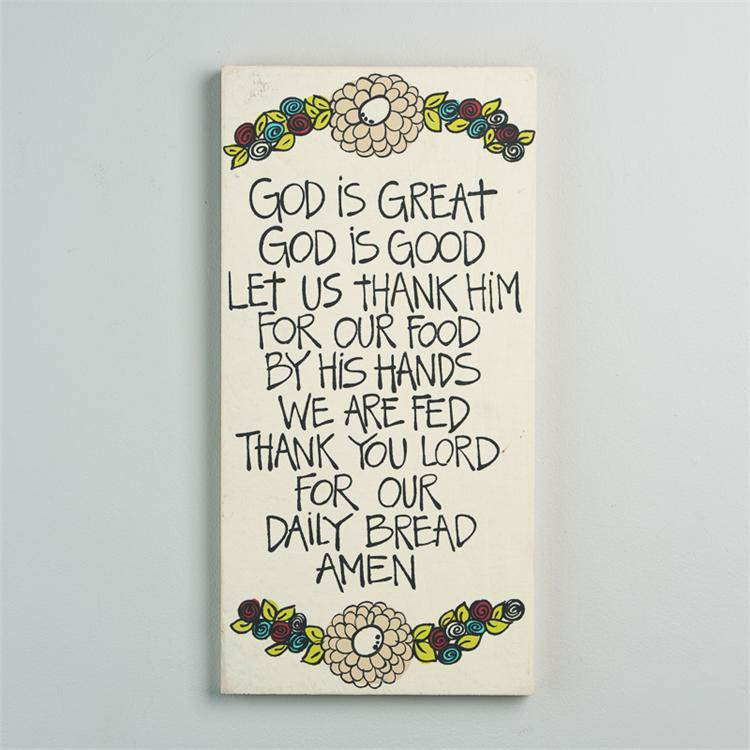 Blessing Board home decor, message board, inspirational decor, thankful, ss336154