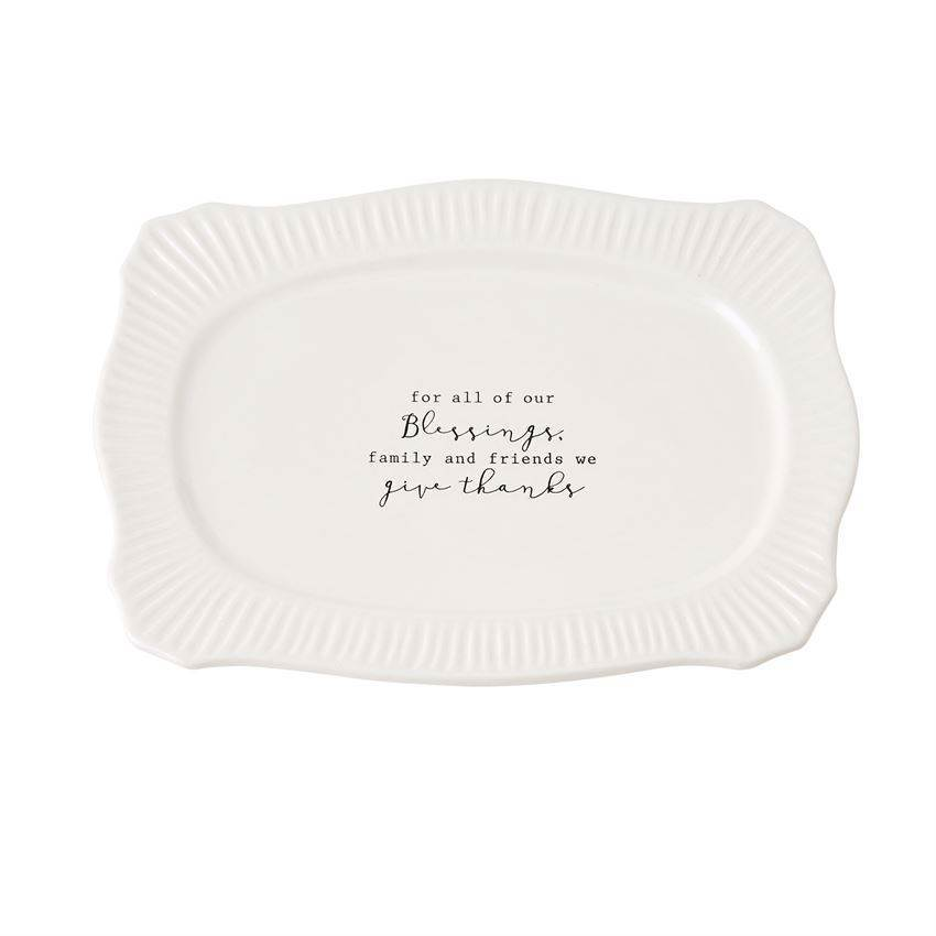 Blessings Mini Platter