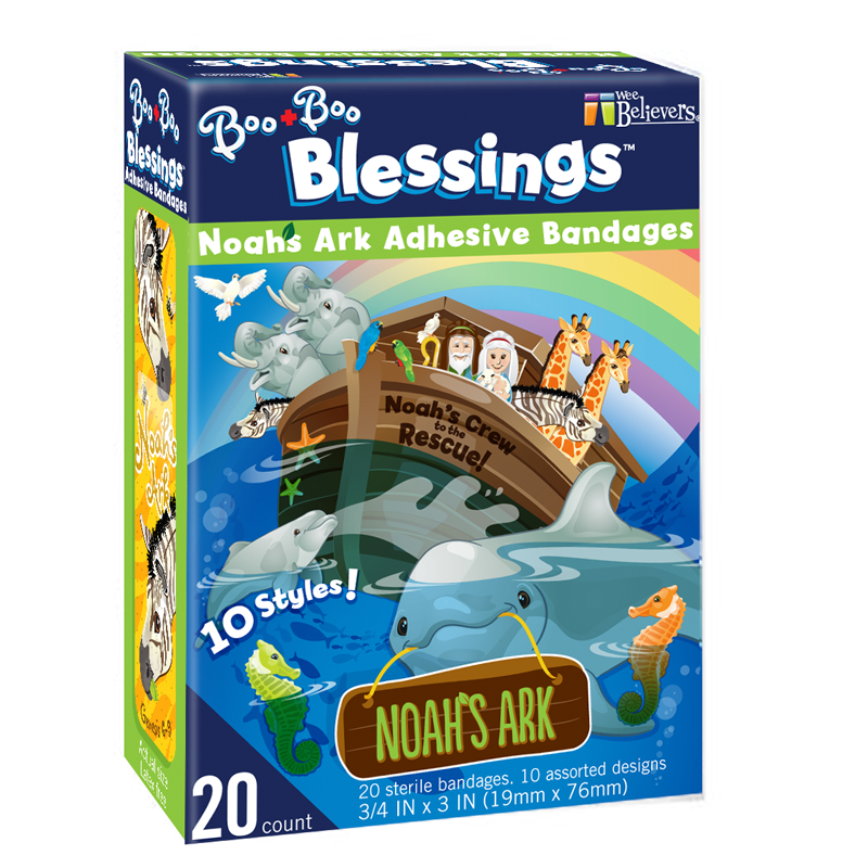 Boo Boo Blessings Bandages