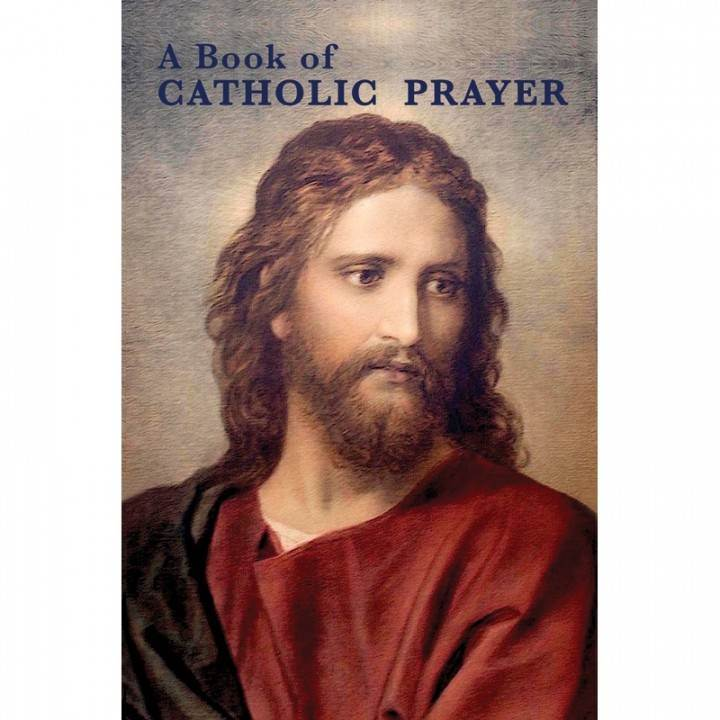 Book Of Catholic Prayer Large Print