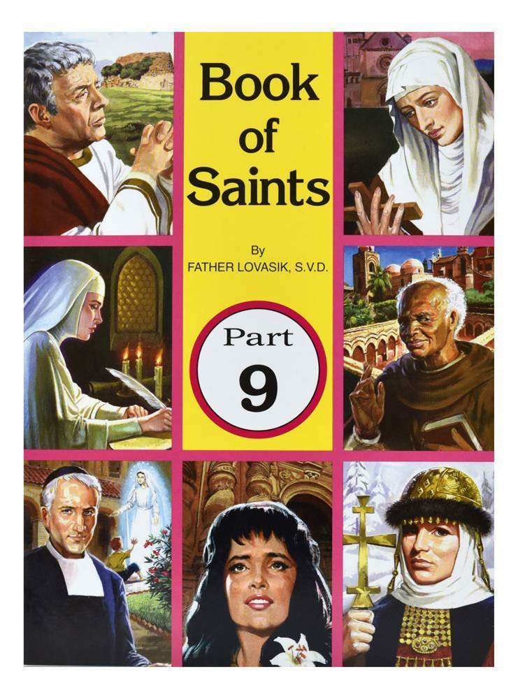 Book Of Saints (Part 9)