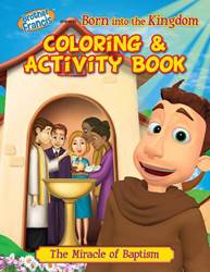 Born Into The Kingdom Coloring Book