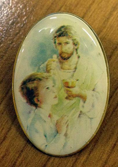 Boys First Communion Lapel Pin lapel pin, boys pin, first communion pin, holy eucharist pin, enamel lapel pin, sacramental gift, C2151