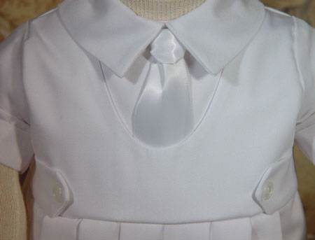 Boy Christening Suit