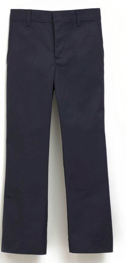 Boys 'Tom Sawyer' Flat Front Pants Navy