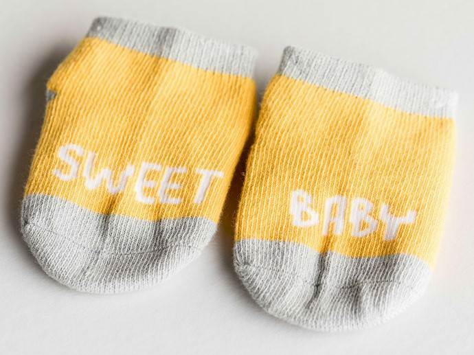 Bright Future Baby Sock Set - 112155