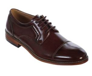 Brown Boys Dress Shoe