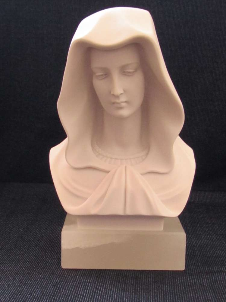 Bust of Madonna