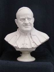 Bust of Pope John XXIII