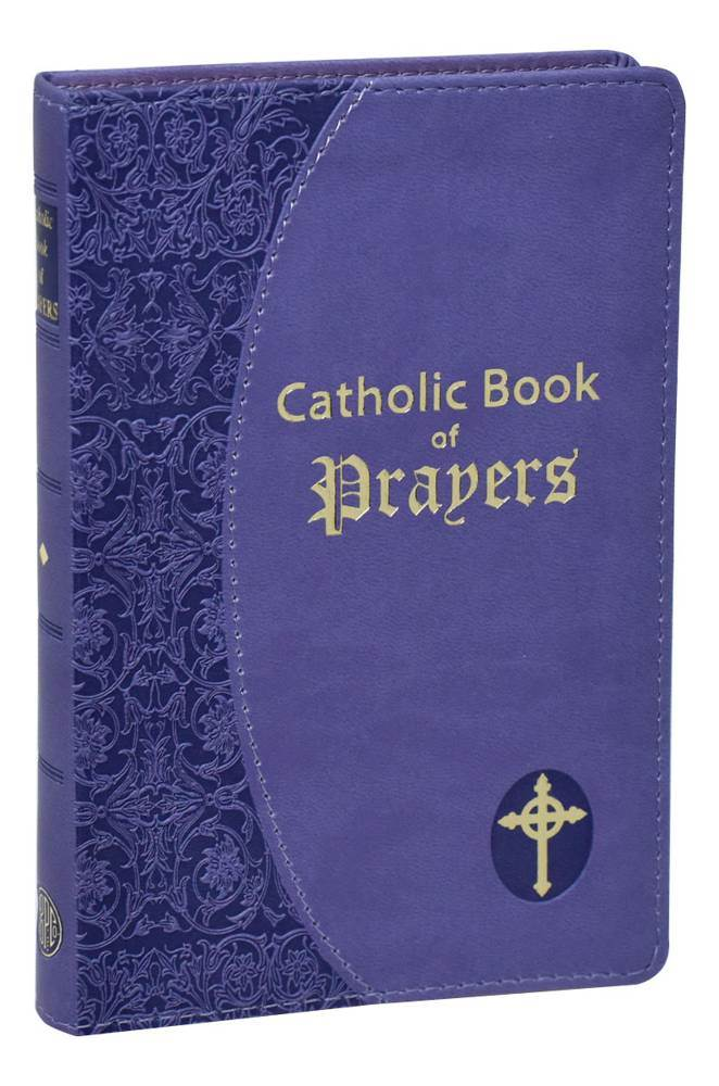 Catholic Book Of Prayers, Imitation Leather