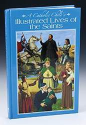 Catholic Childs Illustrated Book of Saints