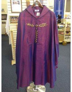 Purple Chasuble