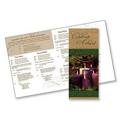 Celebrate Advent Pamphlet