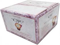 Celebration Cups - Individual Communion Wafer and Juice Sets 100, 250, 500pc