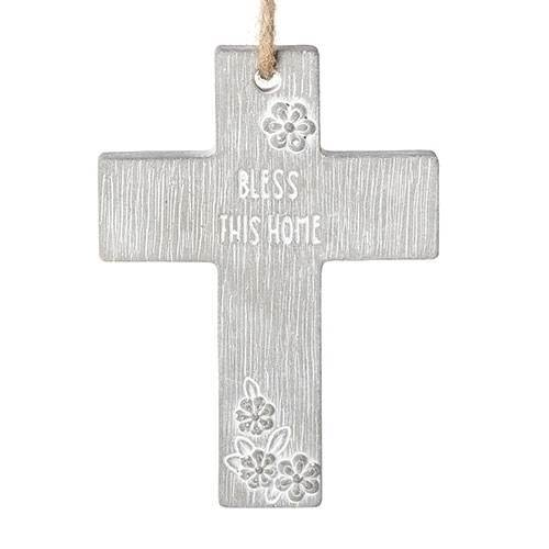 Cement Blessings Cross