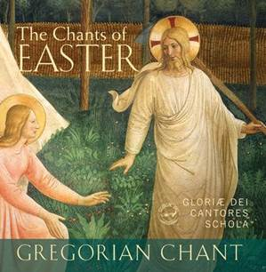 Chants Of Easter CD