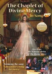 Chaplet Of Divine Mercy in Song DVD