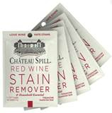 "Chateau Spill Individual Wipes, 1 5""x8"" Towelette"