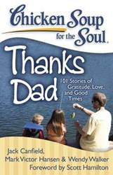 Chicken Soup for the Soul-Thanks Dad