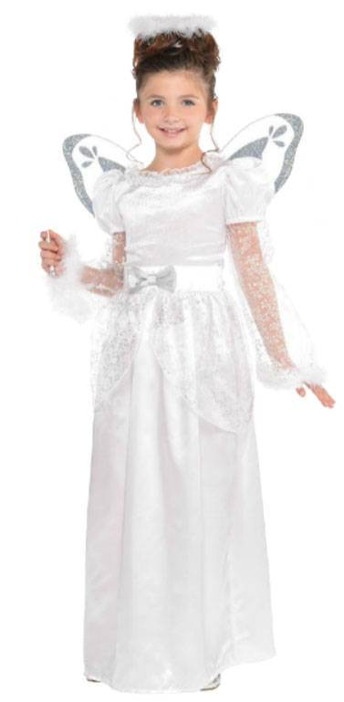 Childs Angel Costume