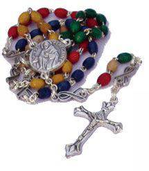 St. Peregrine Child's Cancer Rosary