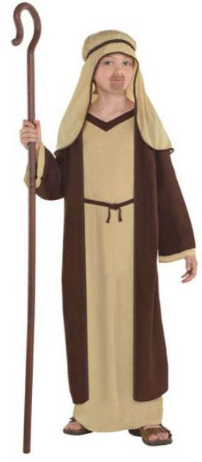 Childrens Joseph Nativity Costume