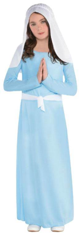 Childrens Mary Nativity Costume
