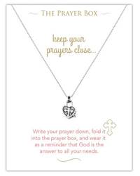 Childrens Prayer Box Necklace