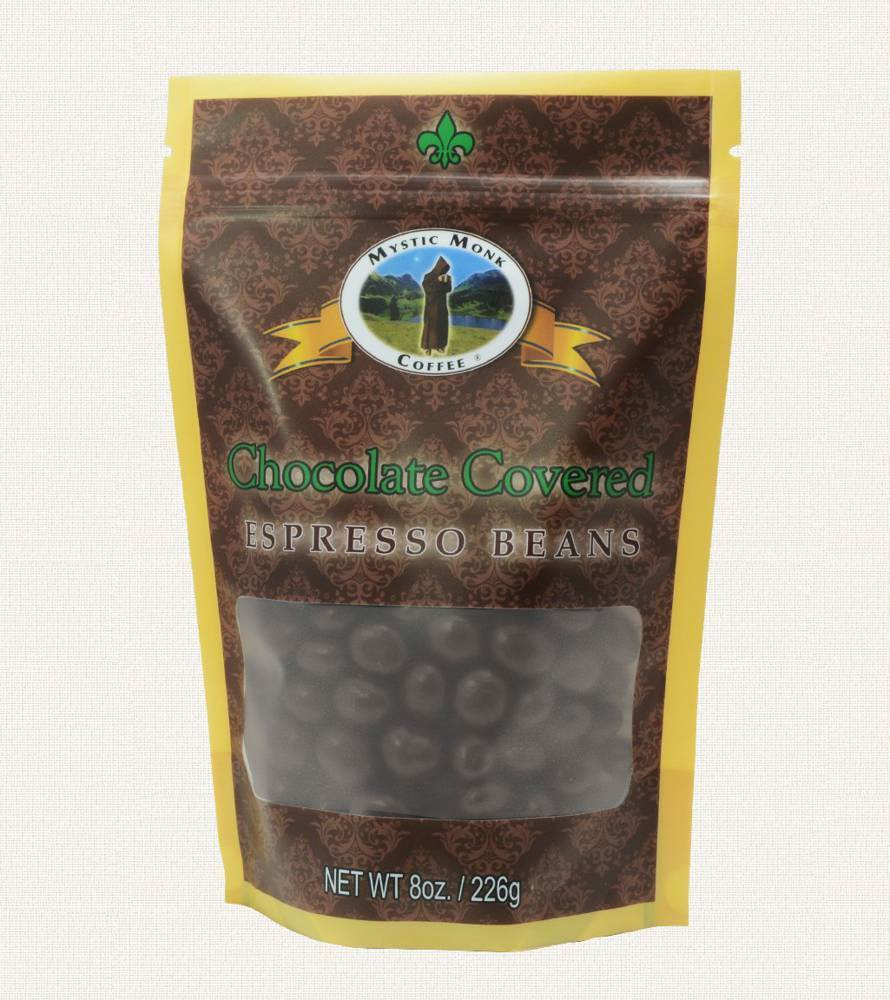 Mystic Monk Chocolate Covered Espresso Beans