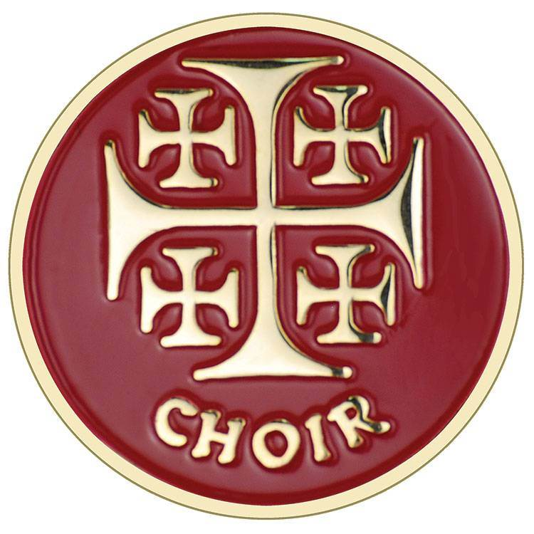 Choir Lapel Pin