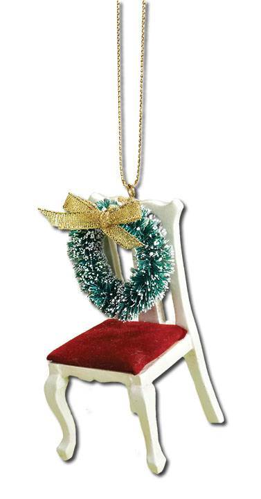 Christmas Chair Ornament