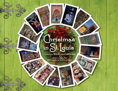 Christmas in St. Louis Book