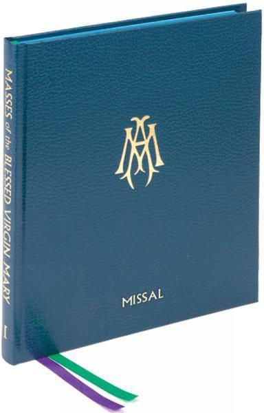 Collection of Masses of B.V.M. VOL. 1 Missal