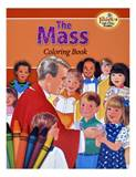 Coloring Book About The Mass A fun and creative way for children to learn about the parts of the Mass. Pictures and rhymes by Emma C. McKean. Pages: 32 Author: EMMA C. MCKEAN Size: 8 1/2 X 11 Color: ILLUSTRATED Binding: PAPERBACK