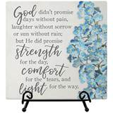 """Comfort Blessing"" Easel Plaque"
