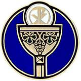 Communion Lapel Pin