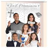 Communion Scene Setters / Props for Selfie Station