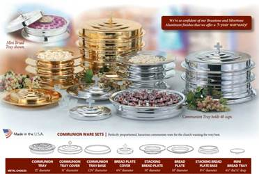 Communion Ware Sets