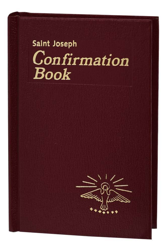 Saint Joseph Confirmation Book Updated In Accord With The Roman Missal