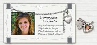 Confirmation Frame with Locket