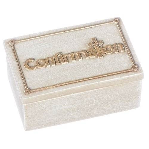 Confirmation Keepsake Box