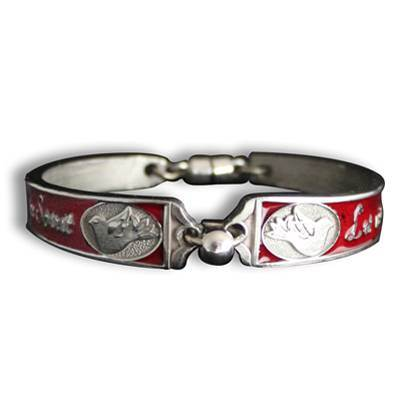 Confirmation Message Bracelet