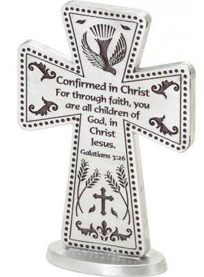 Confirmation Standing  Cross