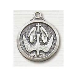 Confirmation Sterling Silver Necklace