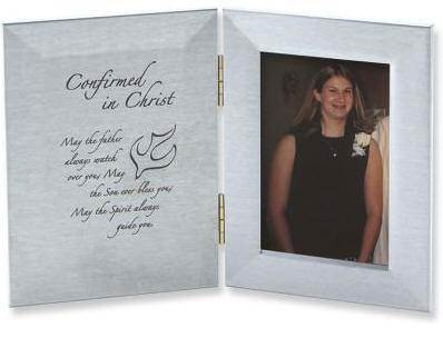 'Confirmed in Christ' Photo Frame