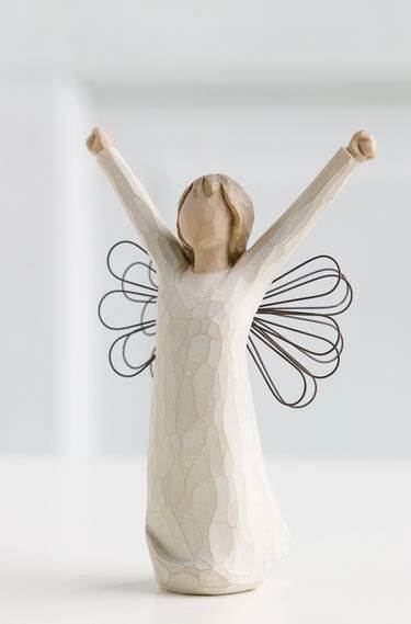 Willow Tree Courage  Angel Figurine